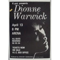 Dionne Warwick: Hawaii 1973