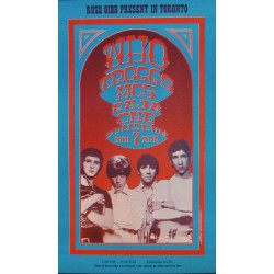 Who: Toronto 1968 RGP78