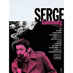 Serge Gainsbourg Tribute: Los Angeles 2011