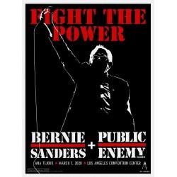 Public Enemy / Bernie Sanders: Los Angeles 2020