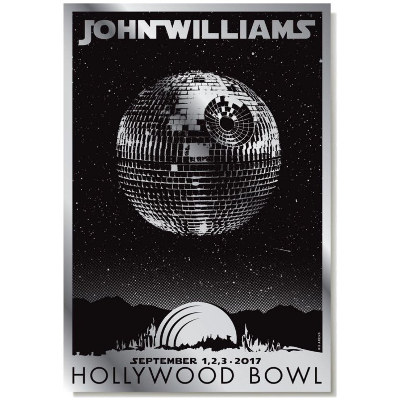 John Williams: Los Angeles 2017 (style A)