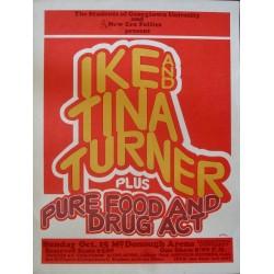 Ike and Tine Turner: Washington DC 1972