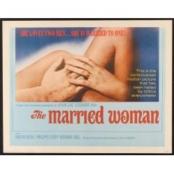 Married Woman - une femme...