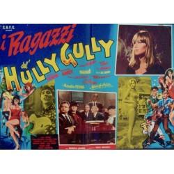 i ragazzi dell'Hully-Gully (fotobusta 2)