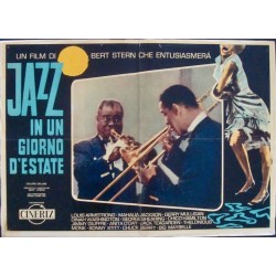 Jazz On A Summer's Day (fotobusta 1)