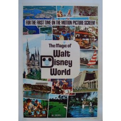 Magic Of Walt Disney World (LB)
