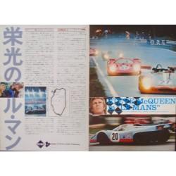 Le Mans (Japanese Press style B)