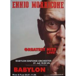 Ennio Morricone 2015 Film Retrospective (German)