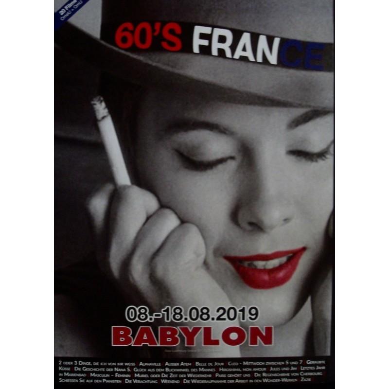 60's France - Nouvelle Vague (German)