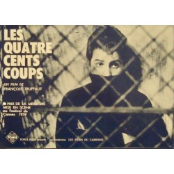 400 Blows - Les 400 coups (Japanese press)