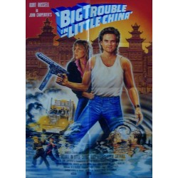Big Trouble In Little China (German)