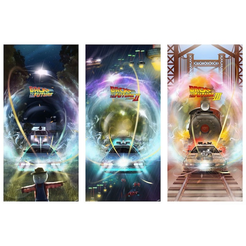 Back To The Future (R2020 set of 3)