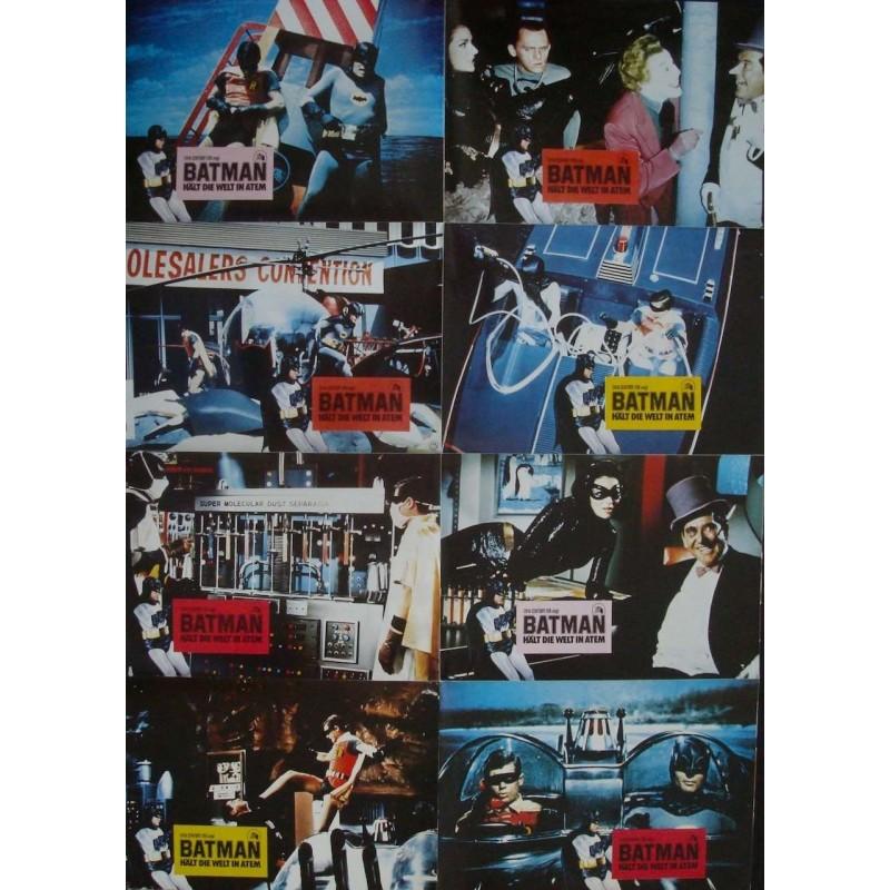 Batman The Movie (German LC poster)