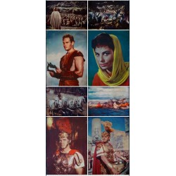 Ben-Hur (Italian 1F set of 8)