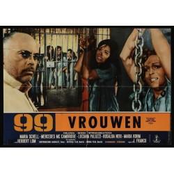 99 Women (Fotobusta 1)