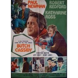 Butch Cassidy And The Sundance Kid (Italian 1F style B)
