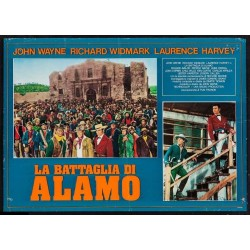Alamo (R79 fotobusta set of 4)