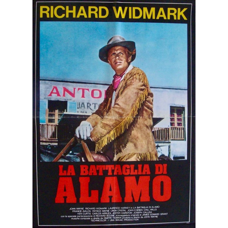 Alamo (Italian 1F R79 style B)