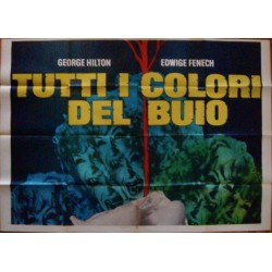 All The Colors Of The Dark - They're Coming To Get You (Italian 4F)
