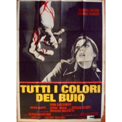 All The Colors Of The Dark - They're Coming To Get You (Italian 2F)