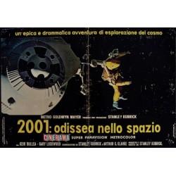 2001 A Space Odyssey (fotobusta 7)