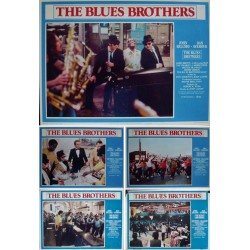 Blues Brothers (fotobusta set of 5)