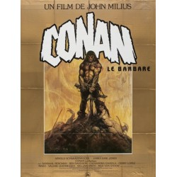 Conan The Barbarian (French Grande)