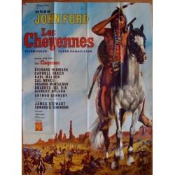Cheyenne Autumn (French Grande style B)