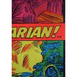 Conan The Barbarian (Marvel black light poster)
