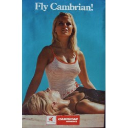Cambrian Airways Fly Cambrian (1967-2)