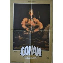 Conan The Barbarian (Italian 1F style A)