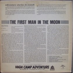 First Man In The Moon (High Camp Adventure)
