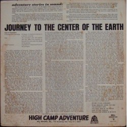 Journey To The Center Of The Earth (High Camp Adventure)