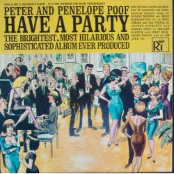 Peter and Penelope Poof Have A Party