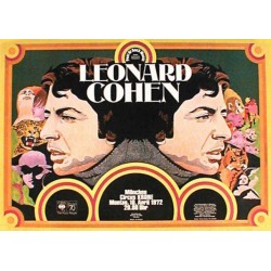 Leonard Cohen: Munich 1972