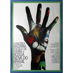 Bossa Nova Do Brasil Festival: German Tour 1966 (A0)