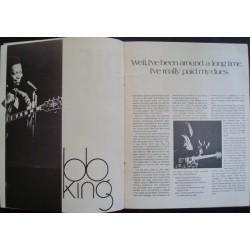 Ann Arbor Jazz festival 1970 (program)