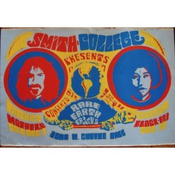 Frank Zappa and Roberta Flack: Northampton 1971