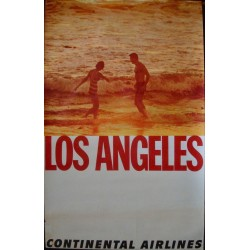 Continental Airlines Los Angeles (1963)