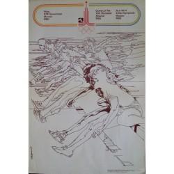 Moscow 1980 Olympics Hurdles