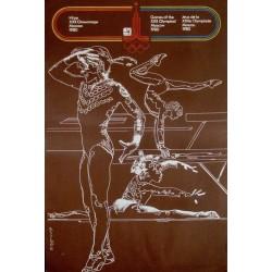 Moscow 1980 Olympics Gymnastics