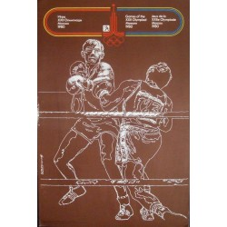 Moscow 1980 Olympics Boxing