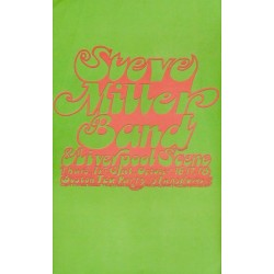 Steve Miller Band: Boston 1969 (Handbill)