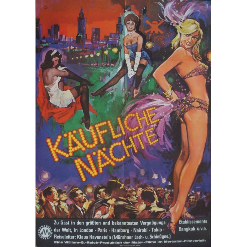Women By Night (German)