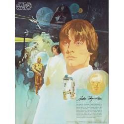 Star Wars (Coca-Cola set of 4)