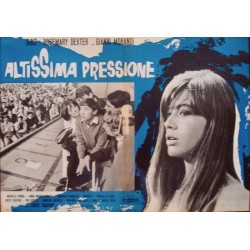 Highest Pressure - Altissima pressione (fotobusta 1)
