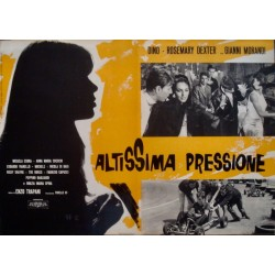 Highest Pressure - Altissima pressione (fotobusta 2)