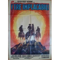 Impacable Three (Italian 2F)