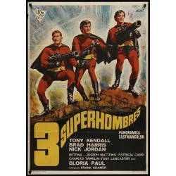 Three Fantastic Supermen...