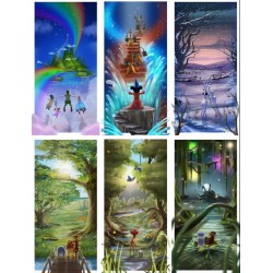 Disney Perspectives (R2020 set of 6)